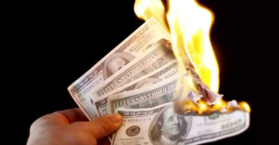 queimar-dinheiro